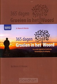 365 dagen bruin groeien in het woord