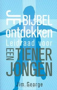 Je bijbel ontdekken tienerjongen
