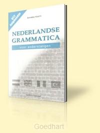Hulpboekje Nederlandse grammatica voor a
