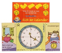 Lassa klok en kalender / druk 1