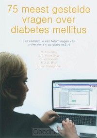 75 meest gestelde vragen over diabetes m