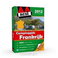 Campinggids Frankrijk  / 2012 + dvd / dr