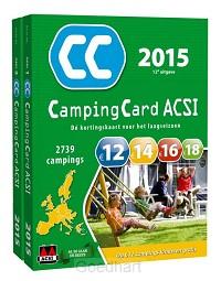 CampingCard ACSI 2015 - set 2 delen