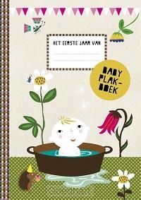 Babyplakboek / druk 1