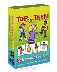 TOP-tot-TEEN kaartspel