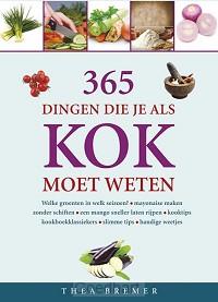 365 dingen die je als kok moet weten