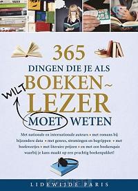 365 dingen die je als boekenlezer moet w