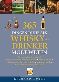 365 dingen die je als whiskydrinker moet