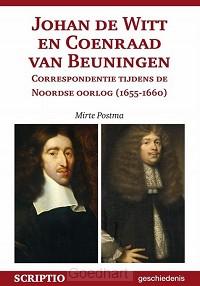 Johan de Witt en Coenraad van Beuningen.