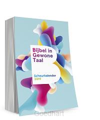 Bijbel in gewone taal scheurkalender 201