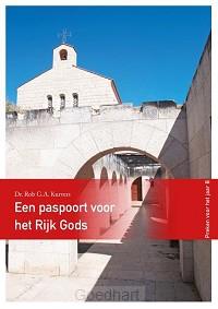 Een paspoort voor het Rijk Gods