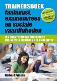 Trainersboek faalangst, examenvrees en s