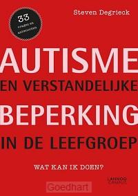 Autisme en verstandelijke handicap in de
