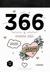 De Mama Baas scheurkalender 2020