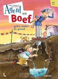 Agent en Boef - Gekte onder de grond