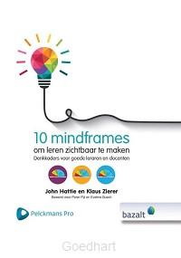 10 mindframes om leren zichtbaar te make