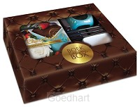 Chocolade (boek-cadeaubox)