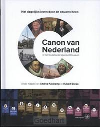 Canon van Nederland in het Nederlands Op