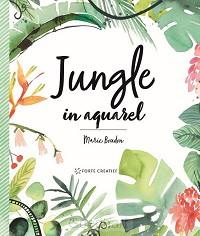Jungle in aquarel
