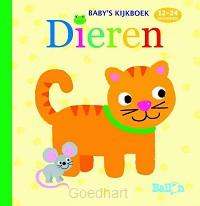 Baby's kijkboek: dieren
