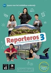 3 / Reporteros 3 / Tekstboek