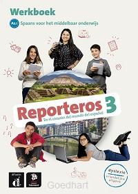 3 / Reporteros / Werkboek