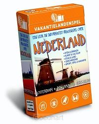 Vakantielandenspel Nederland / druk 1