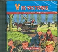 V is victory  LUISTERBOEK