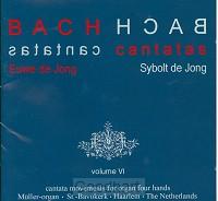 Bach cantates vol VI