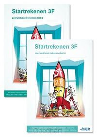 A + B / Startrekenen 3F / Leerwerkboek