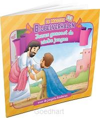 Jezus geneest de zieke jongen