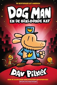 Dog Man en de gekloonde kat