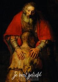 Je bent geliefd  Rembrandt