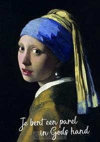 Je bent een parel  Vermeer