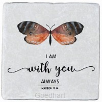 I`m with you always