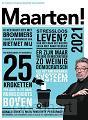 Maarten! Scheurkalender 2021