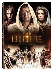 Bible, The / Epic Miniseries 4 DVD