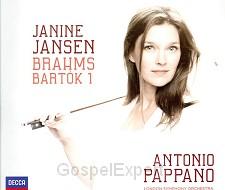 Brahms Bartok 1