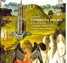 Cantatas for solo alto