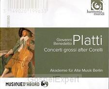 Concerti Grossi After Corelli