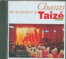 Chants de la priere a Taize.