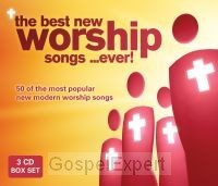Best new Worship Songs Ever 3cd