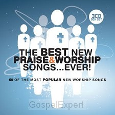 Best new Praise & Worship Songs ever 3cd
