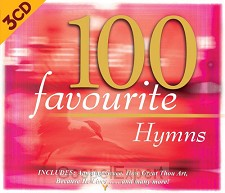 100 Favorite Hymns -3Cd