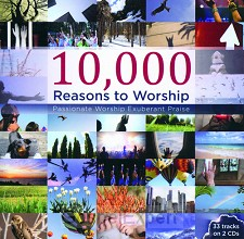 10.000 reasons to worship