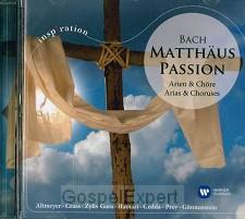Matthaus Passion choruses arias
