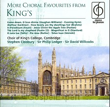 More choral Favourites