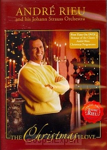 Christmas I Love DVD