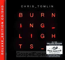 Burning light DELUXE cd/dvd