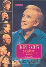 Country Legends Vol.1 DVD